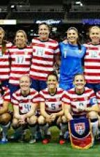 USWNT Oneshots+WOSO Pairings by soccerbasketball03