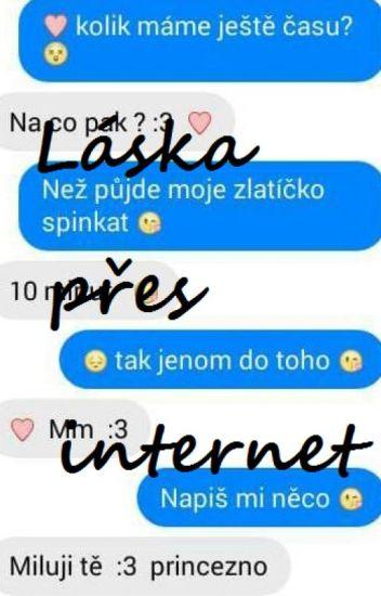 Láska přes internet