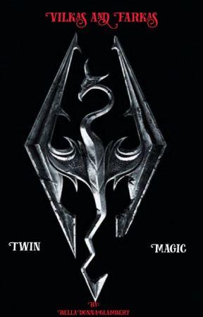 Twin Magic (Vilkas And Farkas) by ThatCuteMidget
