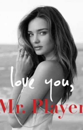 I love You, Mr. Player by LovingChevronPrint