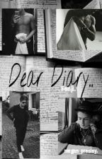 Dear Diary||Fenji by Megan_Presley_