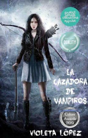 La Cazadora de Vampiros © by Viole95
