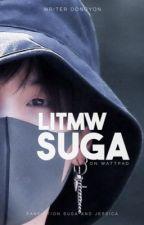 Living in text message with Suga by Desu-y
