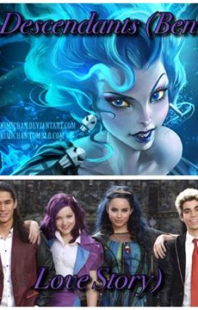 Descendants Fanfiction Mal Adopted By Fairy Godmother