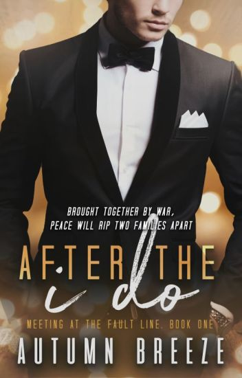 After The I Do : Meeting At The Fault Line Book #1 ✓ (available for purchase)
