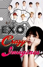 EXO CRAZY IMAGINES by MINJAE866