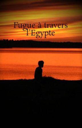 Fugue à travers l'Egypte by lila37000