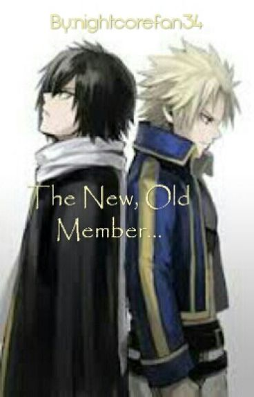 The New, Old Member... *ON HOLD*