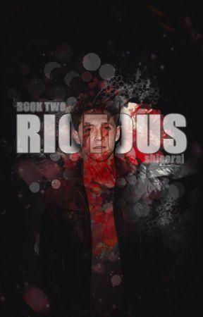 Riotous -N.H- by shicaraj_