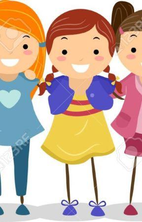 The Five Girls by Phoenix_Rose_Irene