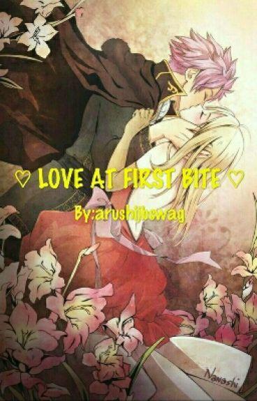 Love At First Bite (NaLu Vampire  Fanfic)