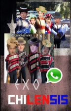 Exo WhatsApp Chilensis by chengminxo