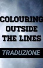 Coloring Outside The Lines ( Sequel di Red Lines ) by Smileformedrew_