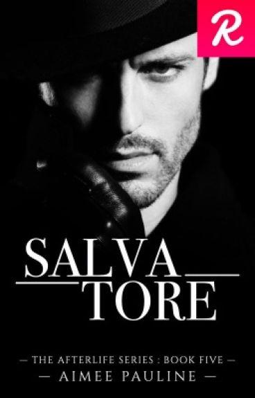 Salvatore -Book Five (UNDER MAJOR EDITING)