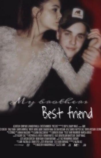 My Brothers Best Friend (AJustinBieberLoveStory)