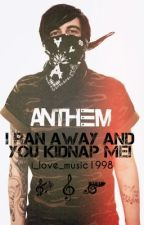 I ran away and you kidnap me!- kellin Quinn by i_love_music1998