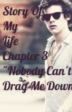 "Story Of My Life Chapter 3 ""Nobody Can't Drag Me Down "" by Gabieeeb"