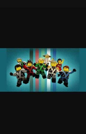 Lego  Ninjago by PrincessCCS