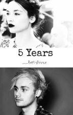 5 Years II M.C. by __BeMyPrince