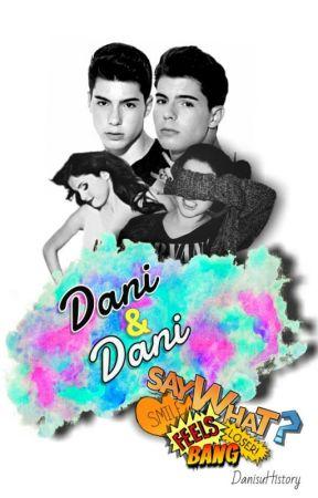 Dani & Dani (Gemeliers) by arireeses