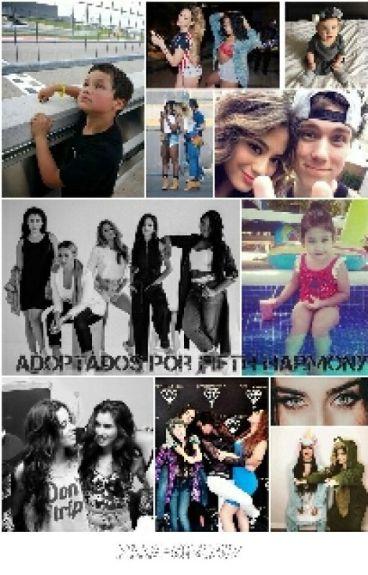 Adoptados Por Fifth Harmony | EDITANDO
