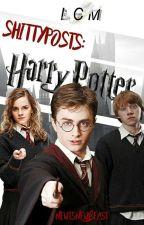 Shittyposts: Harry Potter by newtsnewbeast