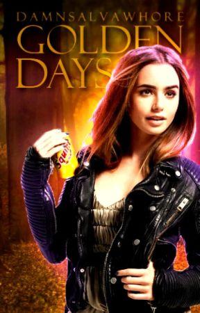 Golden Days » Cedric Diggory ✔ by DamnSalvawhore