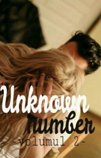 Unknown number (volumul 2)
