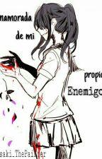 """Enamorada de mi propio """"Enemigo"""" by Misaki_ThePainter"""