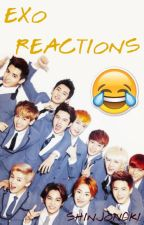 ⇉Exo Reactions⇇ by ShinJongKi
