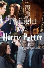 Twilight Vs. Harry Potter by twilight_foreverXD