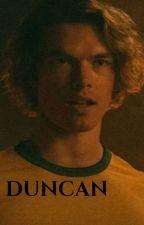 Duncan by SuperBookCaterpillar