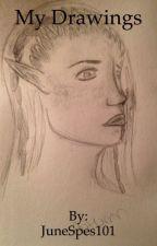 My Drawings by JuneSpes101
