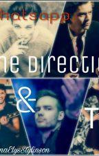 °~WhatsApp One Direction Y Tú ~° by DianaElysStylinson