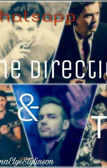 °~WhatsApp One Direction Y Tú ~°
