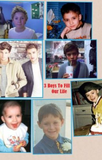 3 Boys To Fill Our Life (Lilo family)