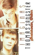 Imaginas Thomas Sangster by Shxdxhxntxr_Wxlkxr