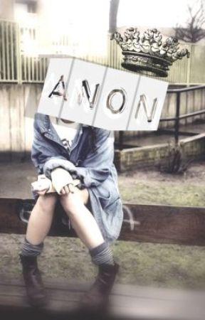 ANON by KelseyWritesBooks