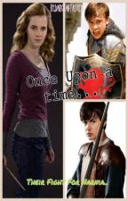 Once Upon a time... (Chronicles of Narnia/Harry Potter Cross Over) by DarkFantasy01