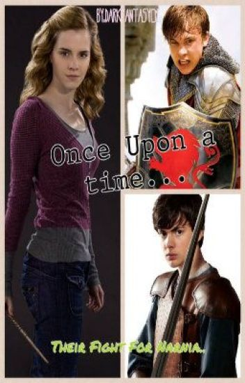 Once Upon a time... (Chronicles of Narnia/Harry Potter Cross Over)