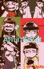Antimatsu by Seiiza
