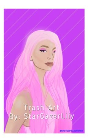 Trash Art by duendealexis