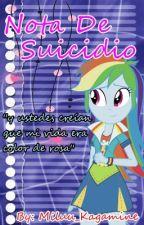 ❥Nota De Suicidio [SoarinDash] by -ImCxteRin-