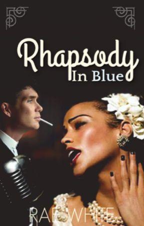 RHAPSODY IN BLUE by RaeWhite