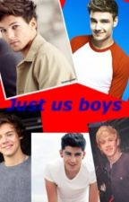 Just Us Boys ( A One Direction Spanking Story) by monkeyfan27