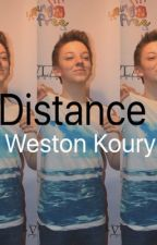 Distance //Weston Koury by thecoolswiftie