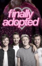finally adopted » one direction fan fic by dollhouseboca