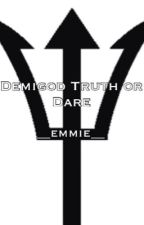 Demigod Truth or Dare by __emmie__