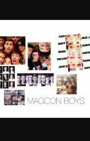 Magcon And Omaha Boys Imagines by AmberLove30