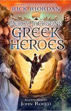 Percy Jackson's Greek Heroes (Español) by HouseOfPandora